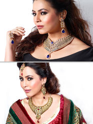 Maahima Jewellery Collection