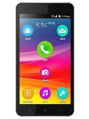 Micromax Bolt Q331 Android Kitkat,Quad Core Processor 3G Phone - Black & Silver