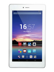 Millennium Intel Processor 3G Calling Tablet (RAM:1GB ROM:8GB) - White