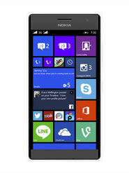 Nokia Lumia 730 - White