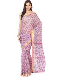Branded Cotton Bhagalpuri Sarees -Pcsrsd12