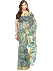 Branded Cotton Gadwal Sarees -Pcsrsd6