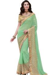 Indian Women Georgette  Saree -Ra10508