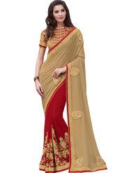 Indian Women Georgette  Saree -Ra10511