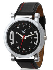 Rico Sordi Analog Wrist Watch - Black_12398201