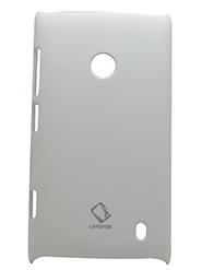Capdase Back Cover for Nokia LUMIA 520 - White