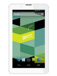 Swipe MTV Slash Dual Core Android KitKat 3G Dual Sim Calling Tablet (RAM:1GB ROM:8GB) - Golden