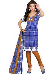 Khushali Fashion Silk Printed Unstitched Dress Material -VSPKV24429