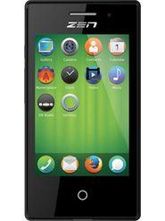 Zen Ultra Phone 105 Fire,  FireFox OS Phone - Black