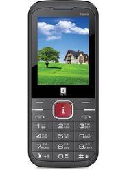 Iball Imperial 2.4a Dual SIM Mobile - Black