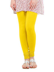 Oh Fish Solid Cotton Stretchable Leggings -zwe91