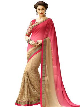 Nanda Silk Mills Designer Fancy Exclusive Saree_Vr-1412