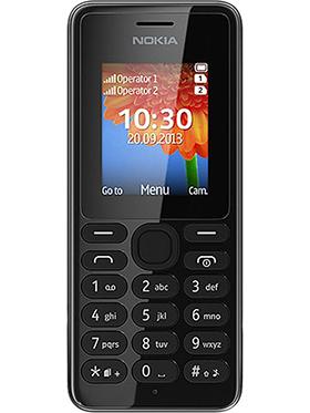 Nokia 108 - Black
