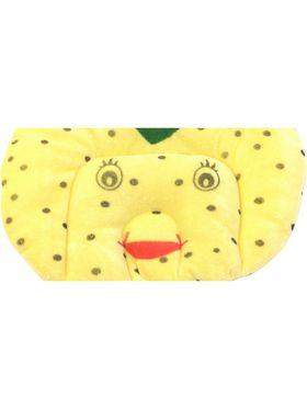 Ole Baby Premium Mustard Strawberry Shape Rai Seed Pillow_OB-RPSB-B029