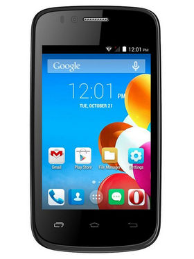 Mtech Opal S2 Android Kitkat Dual Core Processor 3G Smartphone - Black