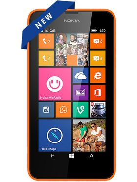 Nokia Lumia 630 SingleSim - Orange