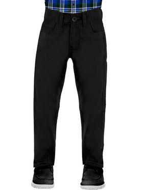 Uber Urban 100% Cotton Regular Fit Boy's Trousers Baby_8015191BCTNPBLK