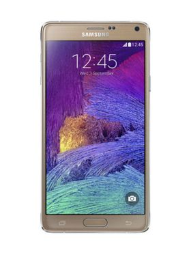 Samsung Galaxy Note 4 - Gold