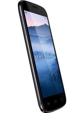 Intex Aqua 3X Black - 5 Inch Big Display/ 3G Android Kitkat/ 8MP Primary Camera