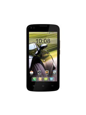 Intex Aqua Speed Quad Core, 2GB RAM, 16GB ROM Upgradable LOLIPOP 3G Smartphone - Black