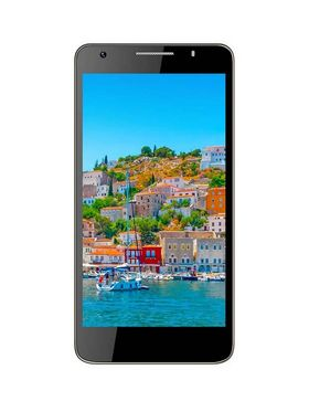 Intex Aqua Star II Smart Mobile Phone - Black