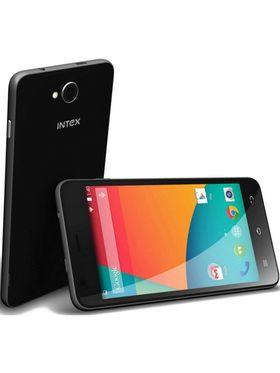 Intex Aqua Sense 5 Inch Android 4.4.2 OS - Black
