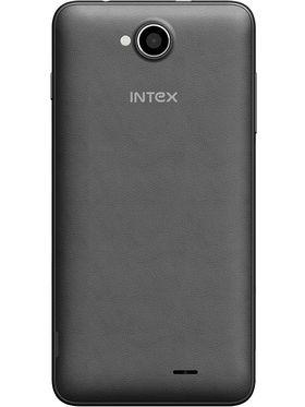 Intex Aqua Life III 5 Inch Android (Lollipop) 3G Smartphone - Grey