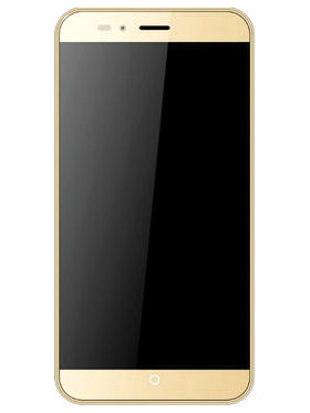 Intex Cloud Swift 5 Inch Android (Lollipop) 4G Smartphone - Champagne