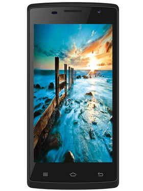 Trio T45 Selfie III 4.5 Inch Android KitKat 3G Smartphone - Black