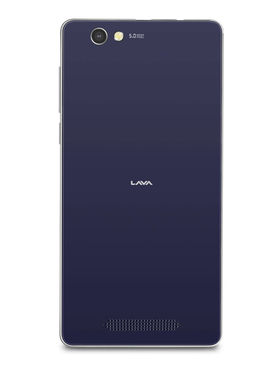 Lava A71 4G 5 Inch Android Lollipop Smartphone - Royal Blue