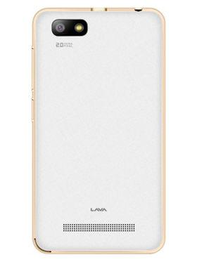 Lava Flair P3 (White, 8 GB)