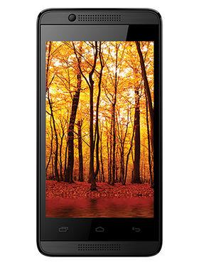 Intex Cloud 3G Gem(Black, 4 GB)