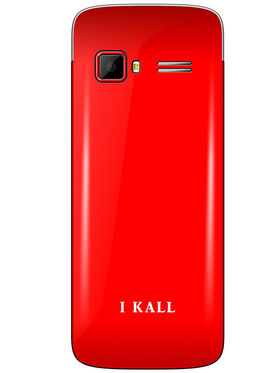 I Kall K34 Dual SIM Mobile Phone - Red