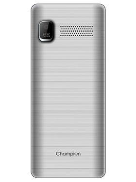 Combo of Champion KitKat 3G Smartphone(Black) + Champion Dual Sim Phone(Silver)
