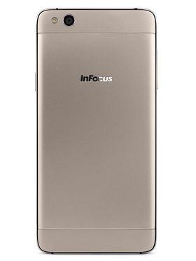 InFocus M535 - White & Gold