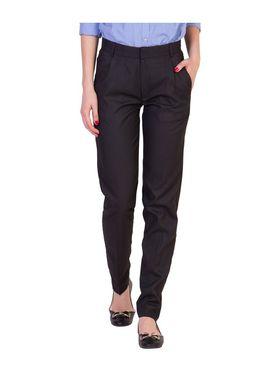 Pack of 3 American Elm Women Formal Trousers - AEWTR-3