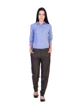 Pack of 3 American Elm Women Formal Trousers - AEWTR-6