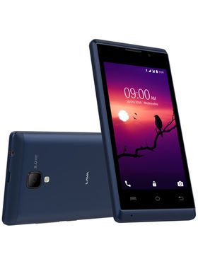 LAVA A48 8GB(Blue)