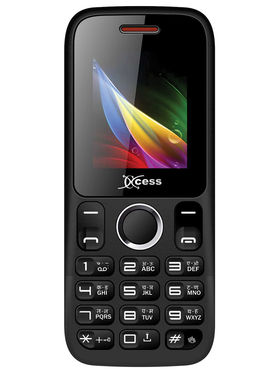 Xccess X103 Gem C Feature Phone - Orange