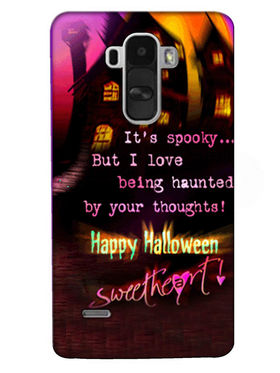 Snooky Digital Print Hard Back Case Cover For LG G4 Stylus - Multicolour