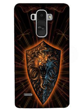 Snooky Digital Print Hard Back Case Cover For LG G4 Stylus - Multicolour