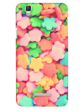 Snooky Digital Print Hard Back Case Cover For Coolpad Dazen F2 - Multicolour