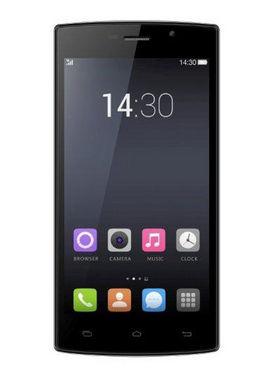 Adcom KitKat A54 Quad Core 3G Smartphone - Black