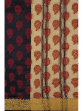 Admyrin Zari Woven Dupion Silk Saree -adm04