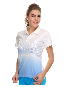Clovia Polyester Blended Graphic Print Sports T-Shirt -AT0013P18