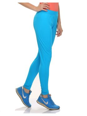 Clovia Solid Polyamide  Spandex Solid High Rise Tights -AT0020P03