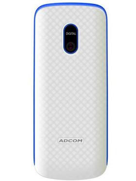 Adcom Nonu X9 with Whatsapp - White & Blue