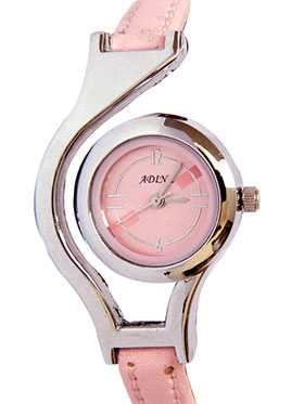 Adine AD-1201 Analog Wrist Watch for Men - Pink