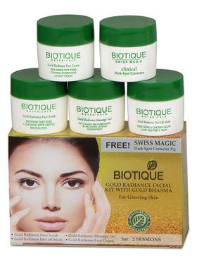 Biotique Swiss Magic Facial Combo