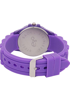 Dezine Wrist Watch for Women - Purple_DZ-LR060-PRP-PRP